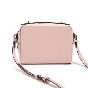 Faux Leather Crossbody Bag  (12)